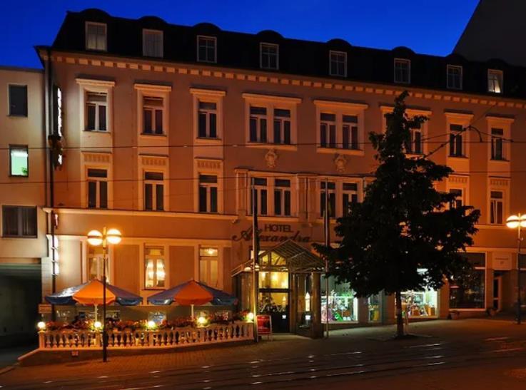 Hotel Alexandra Plauen / kurz-mal-weg