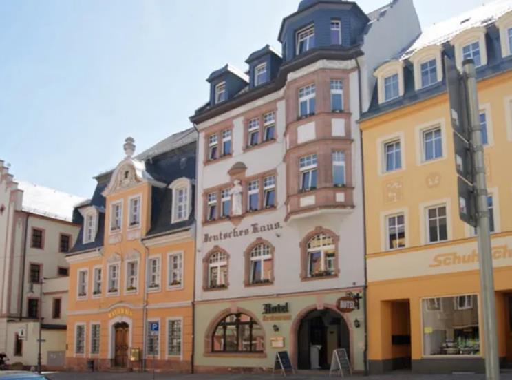 Hotel Deutsches Haus / kurz-mal-weg