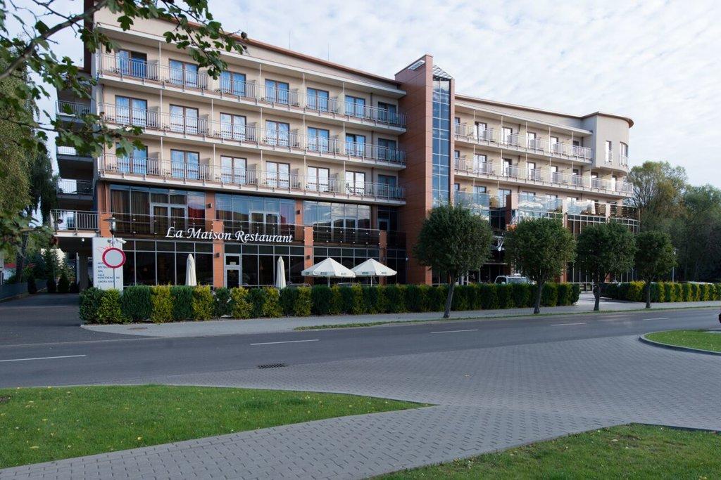 Hotel Leda Spa / spar mit!