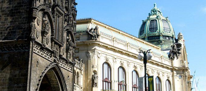 Municipal House in Prague