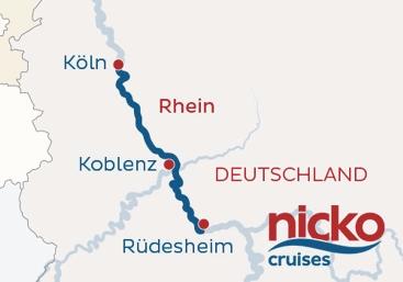 Adventsreise MS Rhein Symphonie