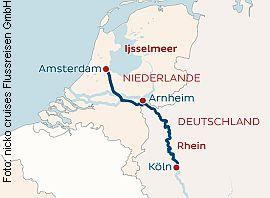 Adventsreise Köln-Amsterdam-Köln
