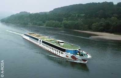 Donaukreuzfahrt mit A-ROSA RIVA