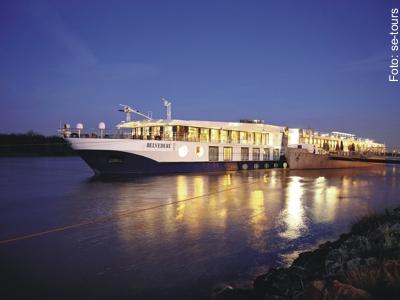 Donaufahrt MS Select Belvedere