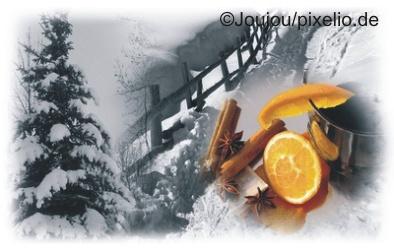 Silvester im Erzgebirge