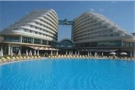 Langzeiturlaub im Miracle Resort Lara
