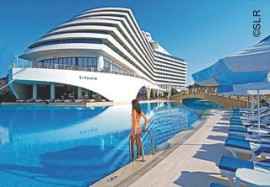 Langzeiturlaub Türkei Antalya