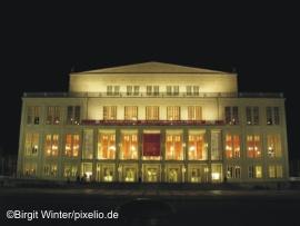 Leipzig Opernhaus