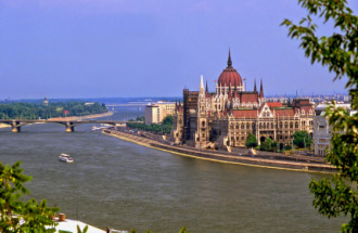 Osterreise Donau