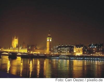 Adventsreise nach London