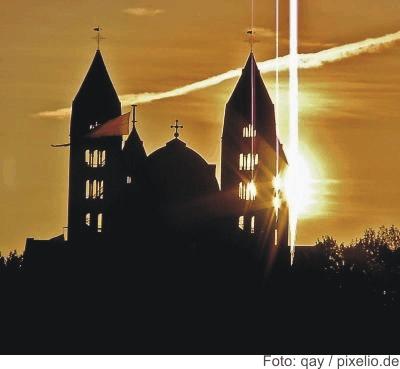 Silvester in Speyer am Oberrhein