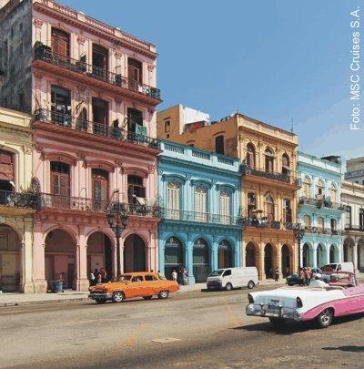 Weihnachtskreuzfahrt 14 Nächte ab Havanna inkl. Flug