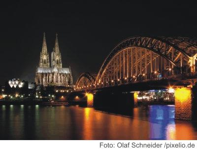 Silvester Köln und Silvester auf dem Rhein