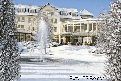Weihnachten im Gerry Weber Sportpark Hotel