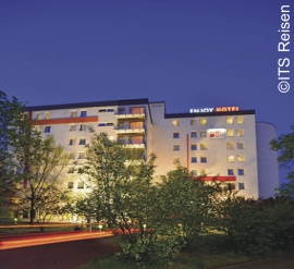 City Partner Enjoy Hotel Berlin City Messe