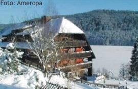 Weihnachten Schwarzwald Hotel Alemannenhof