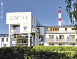 Weihnachten Resort Hotel Vier Jahreszeiten Zingst