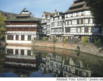 Silvester in Frankreich - Straßburg