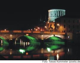 Silvester in Dublin