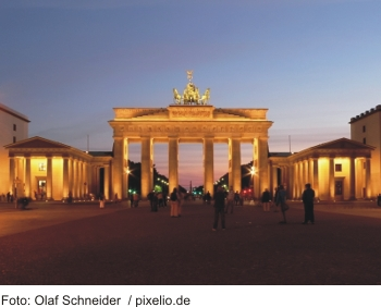 Silvesteraufenthalt in Berlin