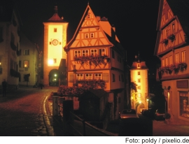 Silvesterangebot Rothenburg o.d.T.