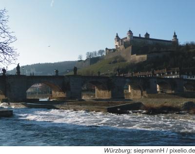 Silvester mit Schfffahrt Würzburg