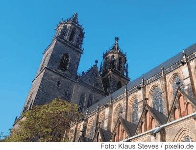 Silvester in Magdeburg