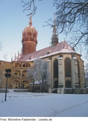 Silvester in Wittenberg