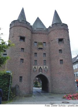Silvester in Goch am Niederrhein