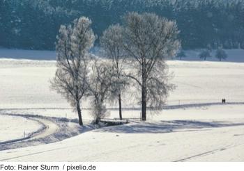 Silvester im Naturpark Altmühltal