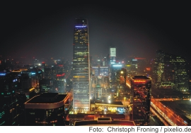 Silvesterreise nach Peking & Shanghai