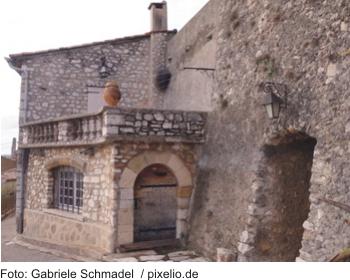 Architektur der Provence