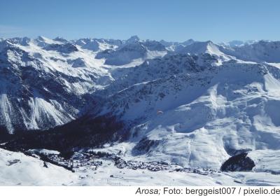 Silvester in der Schweiz