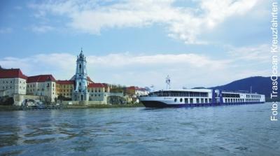 Silvesterkreuzfahrt mit MS Belvedere