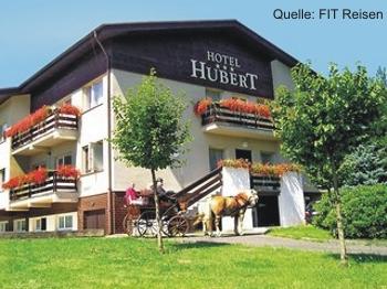 Hotel Hubert in Franzensbad