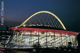 Silvester Köln und Lanxess Arena