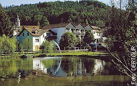 Silvesterreise Hotel-Gasthof Wasserschloss
