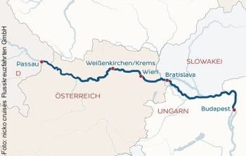 8 Tage Silvesterreise Passau-Budapest-Wien-Passau