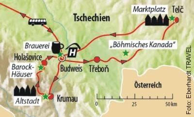 Silvesterrundreise Böhmen