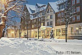 Festtage im Harzer Kultur- und Kongresshotel