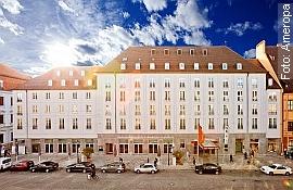 Silvester Bayern Augsburg Hotel Steigenberger Drei Mohren