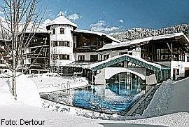 Festtage in Tirol Hotel Kitzbühler Horn