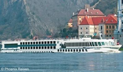 Donaukreuzfahrt MS Rousse Prestige