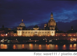 Weihnachtliches Dresden