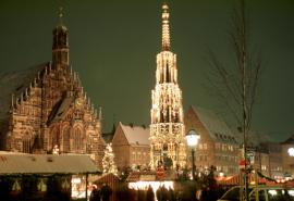 Christkindlesmarkt Nürnberg - Foto Uli Kowatsch