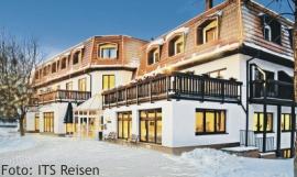 Weihnachten Waldhotel Wandlitz