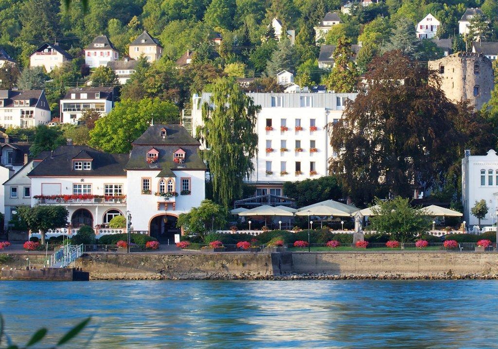 Hotel Ebertor in Boppard / spar mit!