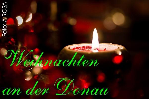 Weihnachtskreuzfahrt Donau
