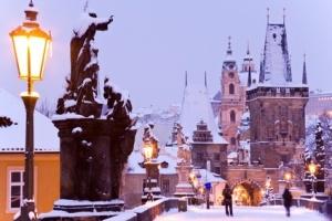 Silvesterfeier Prager Ständetheater